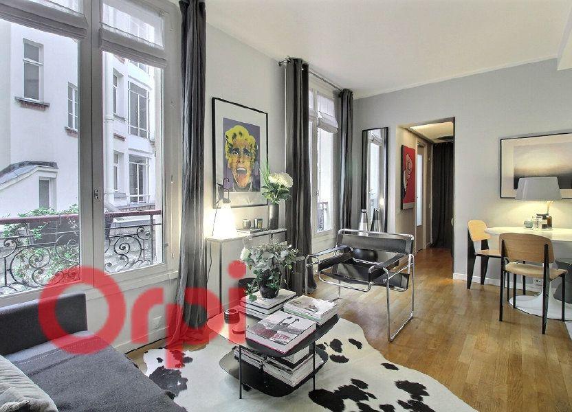Appartement à vendre 33.02m2 à Paris 7