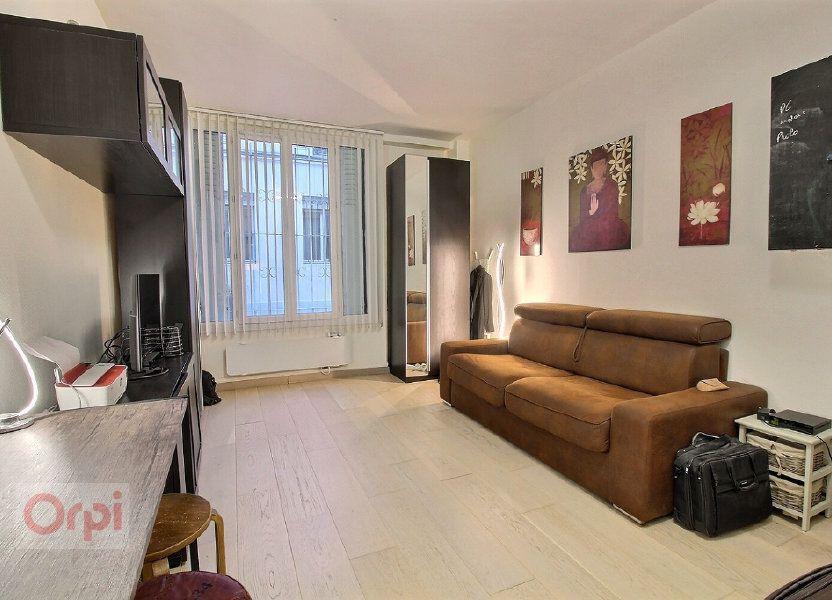 Appartement à vendre 20.02m2 à Paris 7