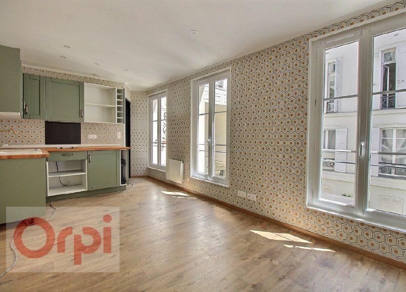 Appartement à vendre 19.55m2 à Paris 7