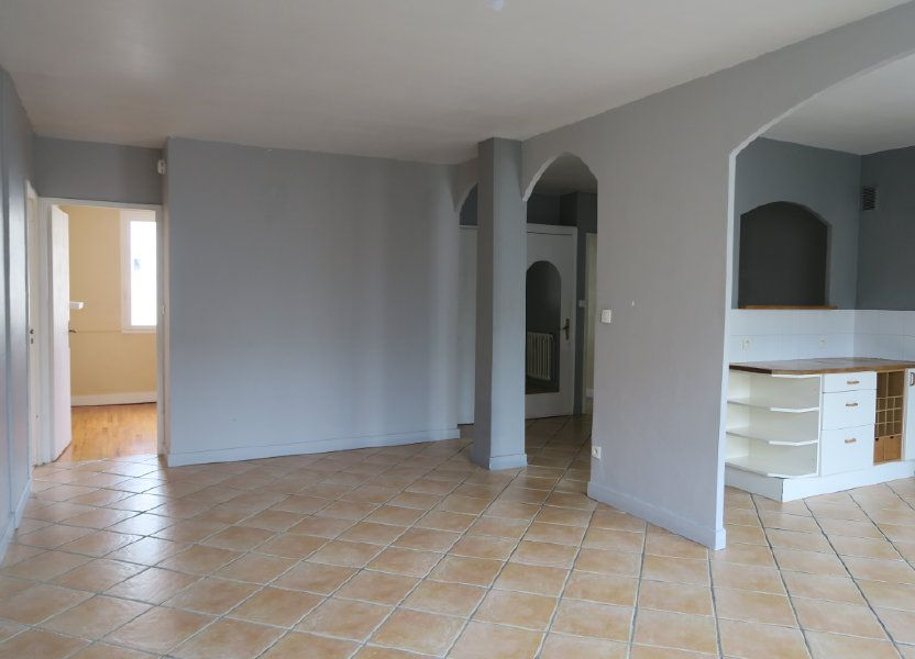 Appartement à louer 76.26m2 à Lyon 3