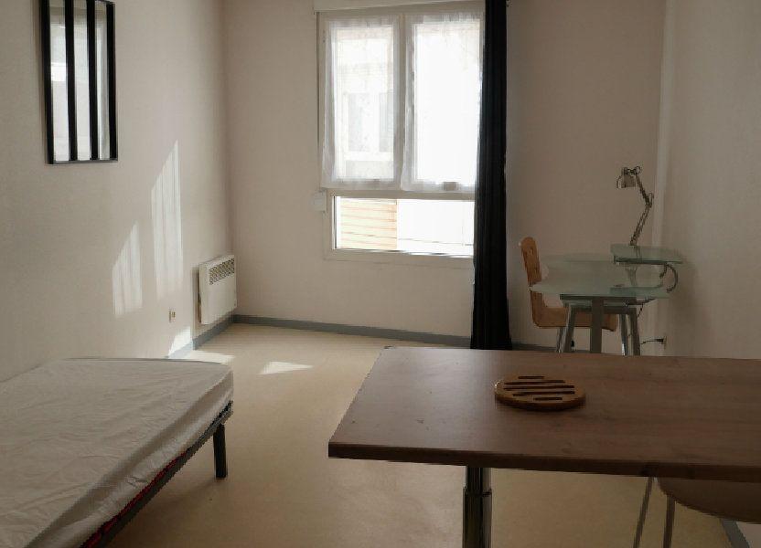 Appartement à louer 19.12m2 à Lyon 4