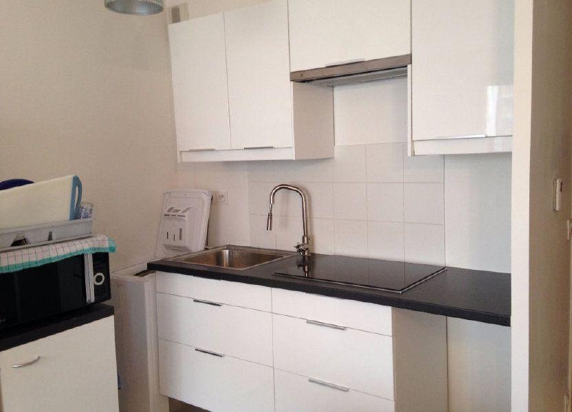 Appartement à louer 34.22m2 à Villeurbanne