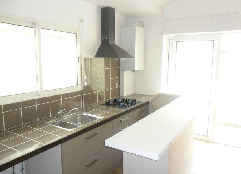 Appartement à louer 81.94m2 à Lyon 3