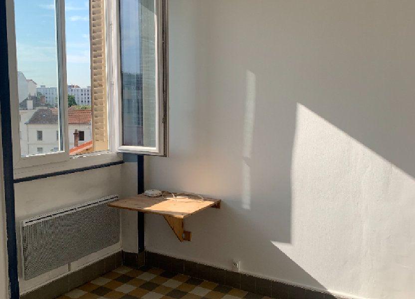 Appartement à louer 17.36m2 à Lyon 7