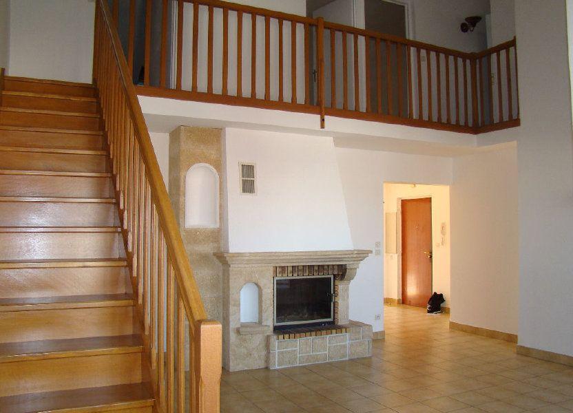 Appartement à louer 117.79m2 à Villeurbanne