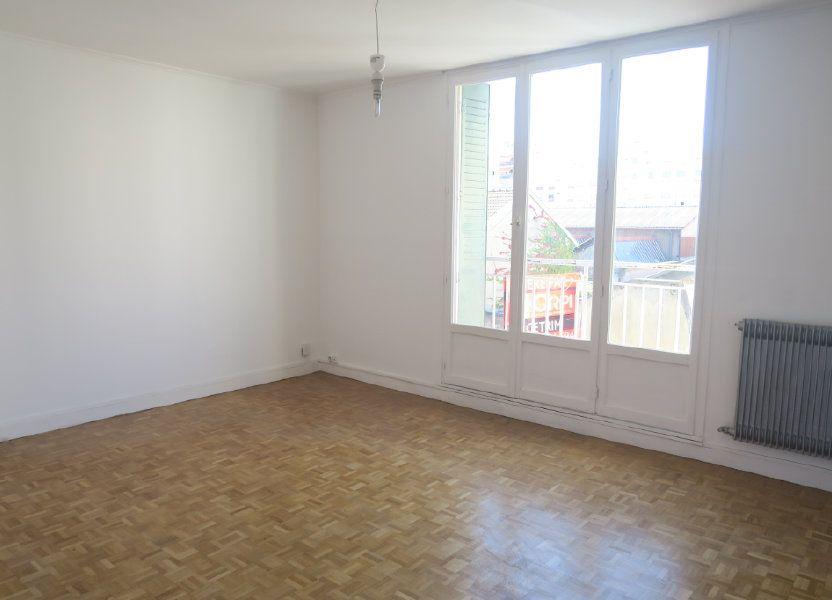 Appartement à louer 65.41m2 à Villeurbanne
