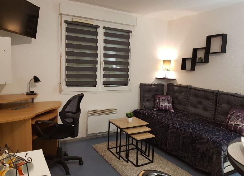 Appartement à louer 21.67m2 à Lyon 8