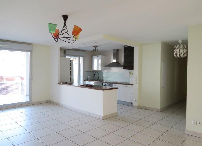 Appartement à louer 104.37m2 à Villeurbanne