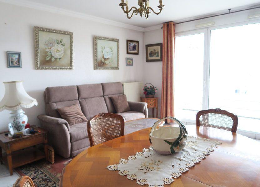 Appartement à vendre 70.73m2 à Villeurbanne