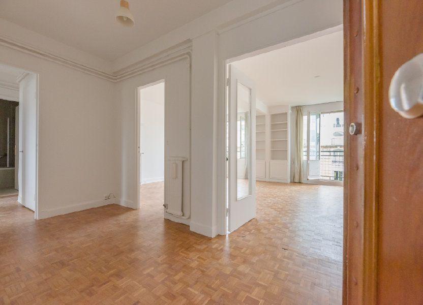 Appartement à louer 85m2 à Paris 16