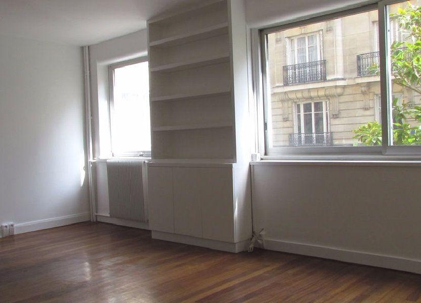 Appartement à louer 36m2 à Paris 17