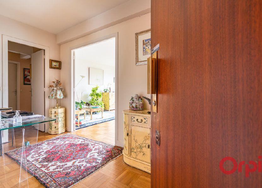 Appartement à vendre 59.54m2 à Paris 16