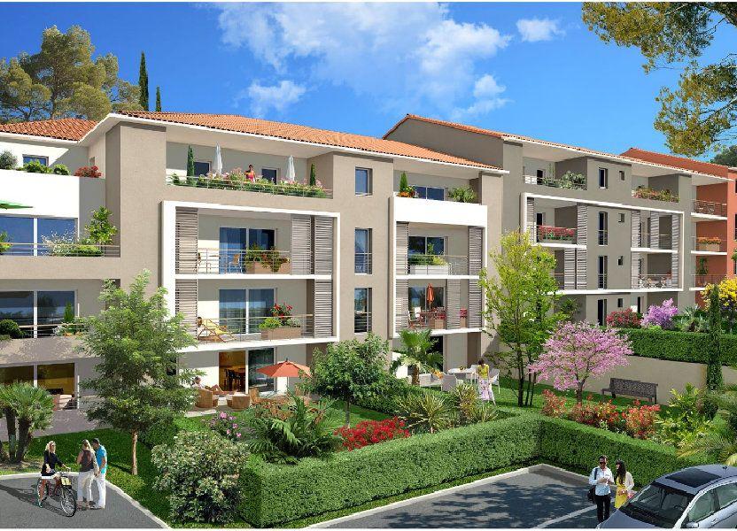 Appartement à vendre 49m2 à Fréjus