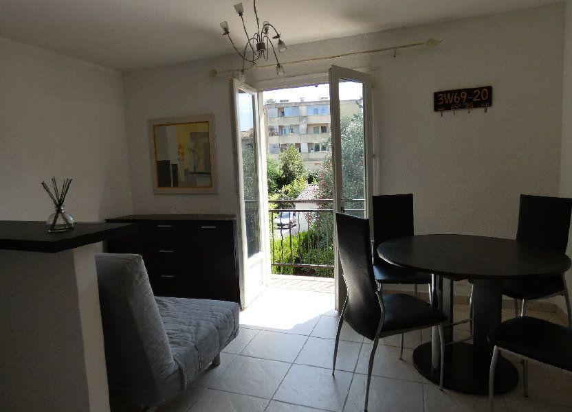 Appartement à louer 34.09m2 à Saint-Raphaël