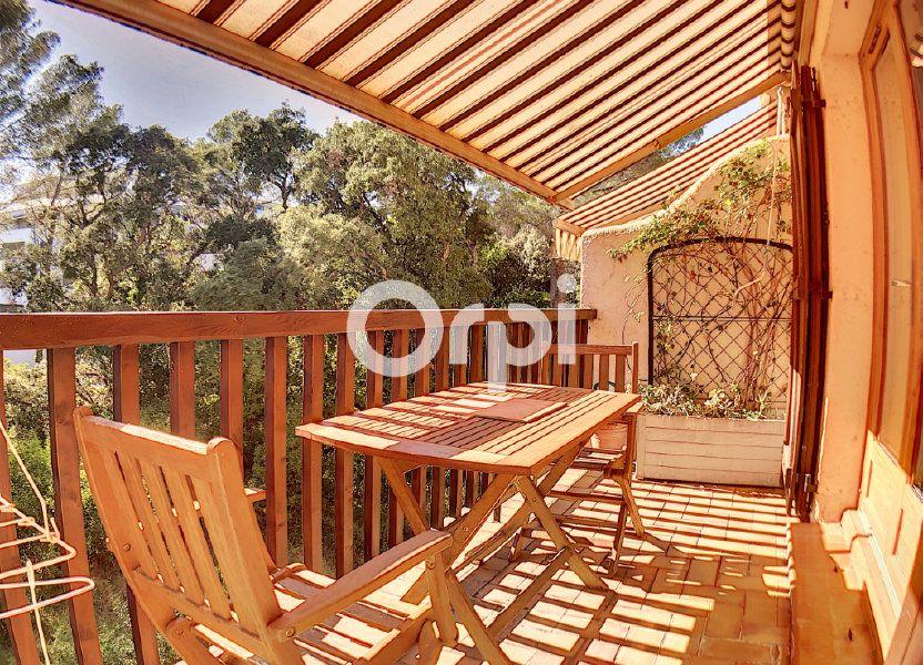 Appartement à vendre 51m2 à Saint-Raphaël