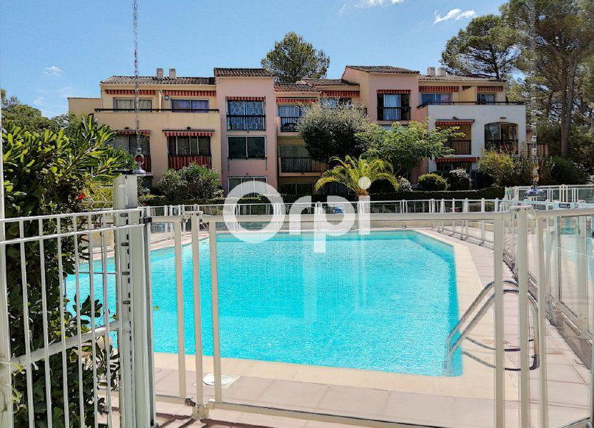 Appartement à vendre 24m2 à Saint-Raphaël