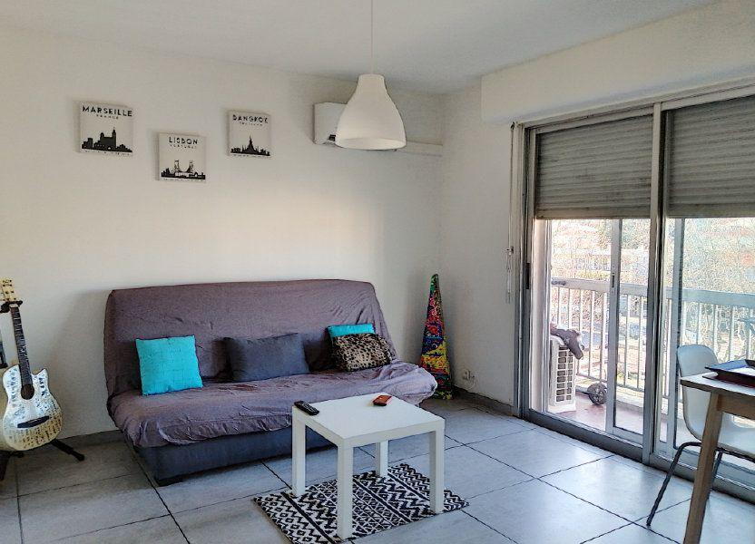 Appartement à vendre 24.46m2 à Fréjus
