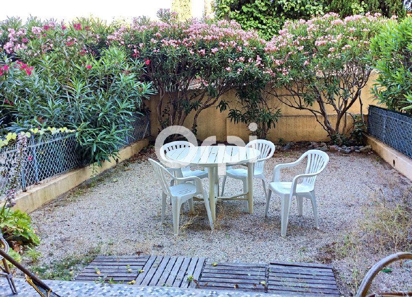 Appartement à vendre 38.71m2 à Saint-Raphaël
