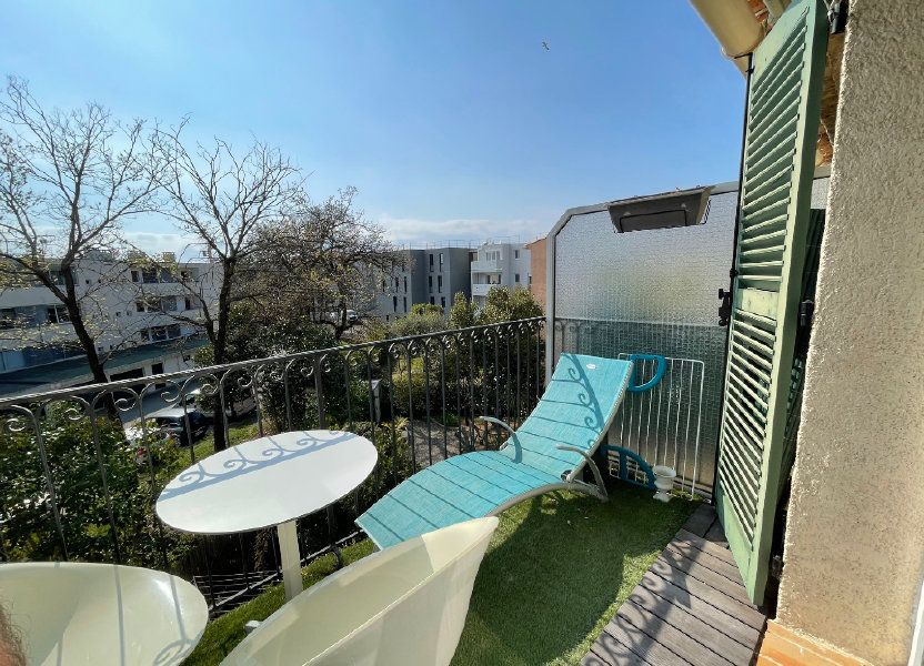 Appartement à vendre 47m2 à Saint-Raphaël
