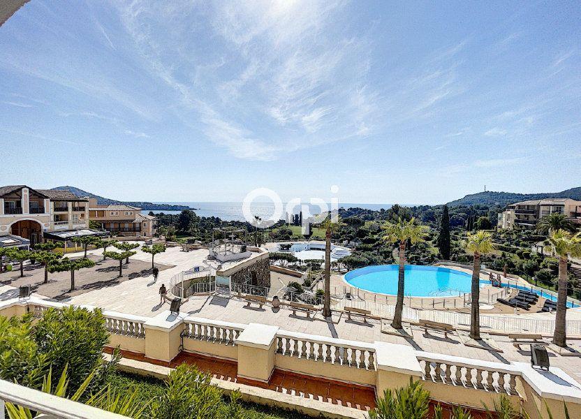 Appartement à vendre 22m2 à Saint-Raphaël