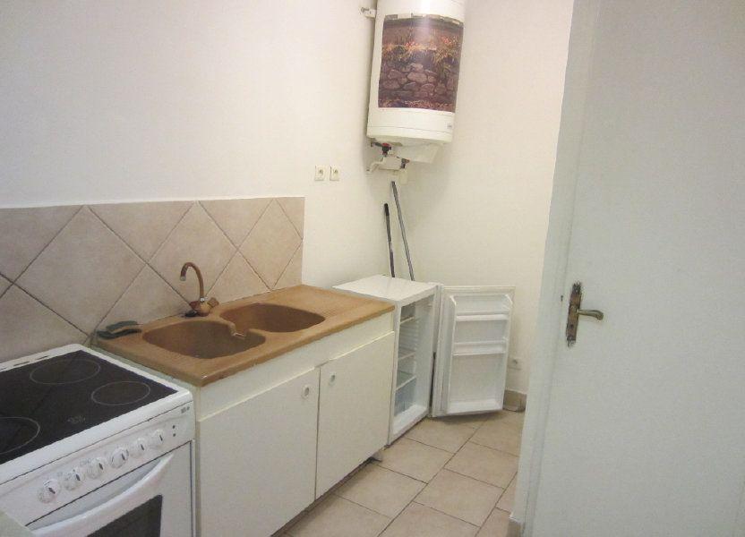 Appartement à louer 24m2 à Sisteron