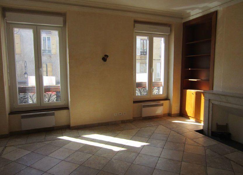 Appartement à louer 65m2 à Sisteron
