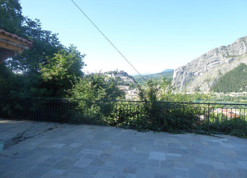 Appartement à vendre 43m2 à Sisteron