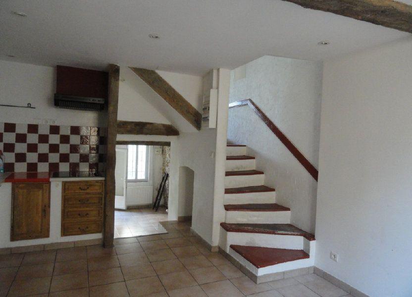Maison à vendre 72m2 à Château-Arnoux-Saint-Auban