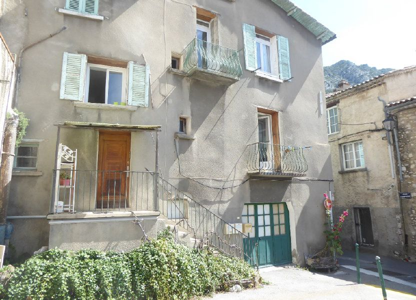 Appartement à vendre 82m2 à Sisteron