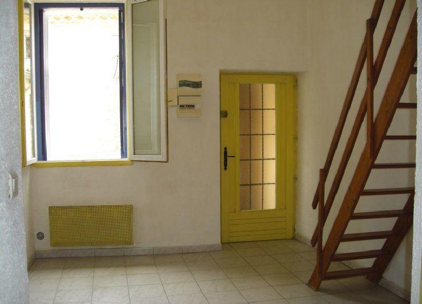 Appartement à louer 24.5m2 à Nîmes