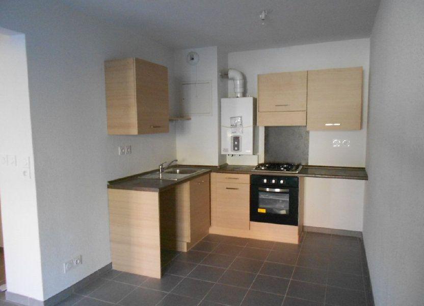 Appartement à louer 58.6m2 à Nîmes