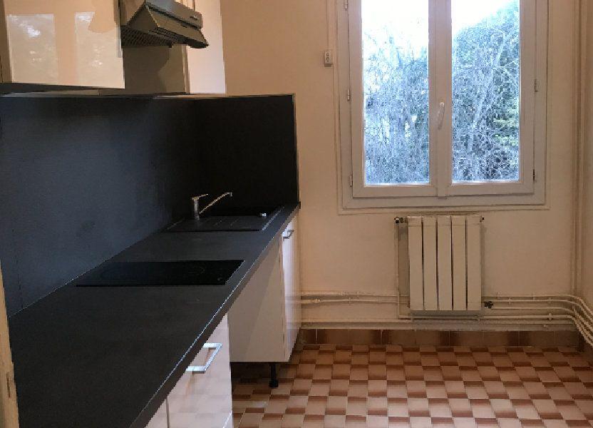 Appartement à louer 39.91m2 à Nîmes