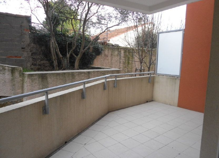 Appartement à louer 44.1m2 à Nîmes