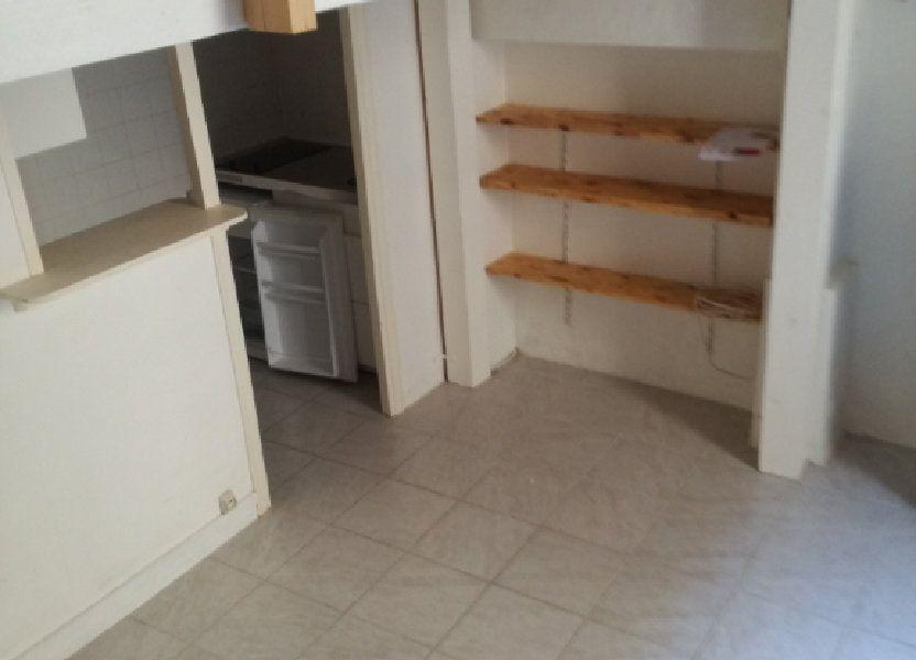 Appartement à louer 21.06m2 à Nîmes