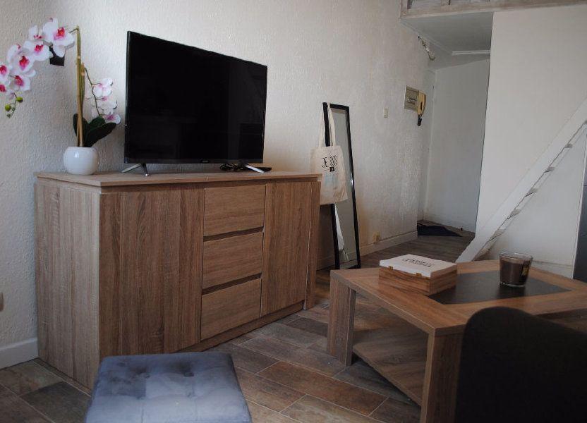 Appartement à louer 21.13m2 à Nîmes