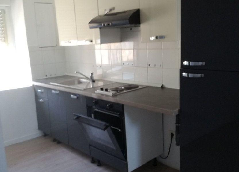Appartement à louer 21.87m2 à Nîmes