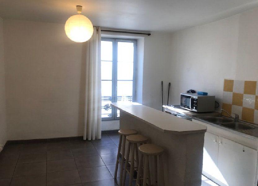 Appartement à louer 29m2 à Nîmes