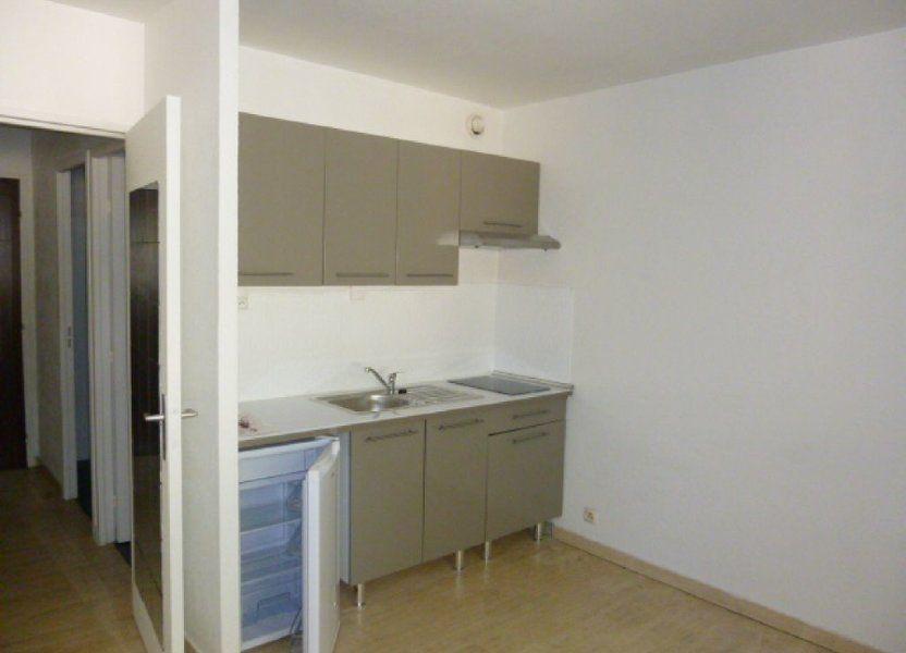Appartement à louer 30.1m2 à Nîmes