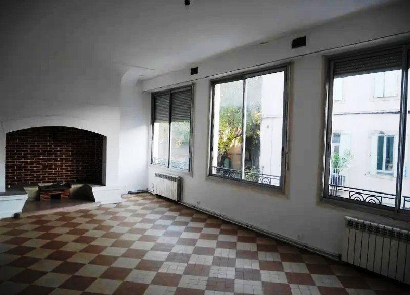 Appartement à vendre 131m2 à Nîmes