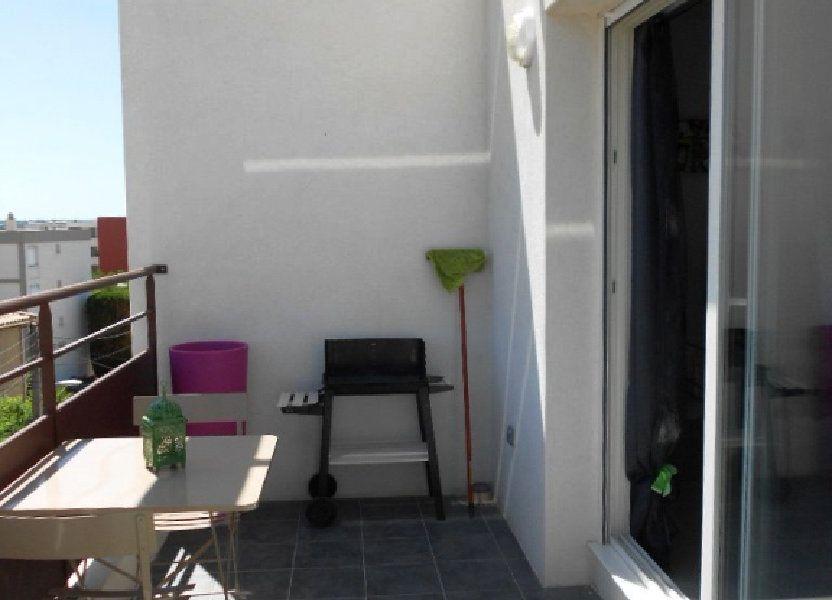 Appartement à vendre 47m2 à Nîmes