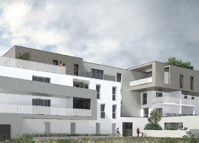 Appartement à vendre 67m2 à Nîmes