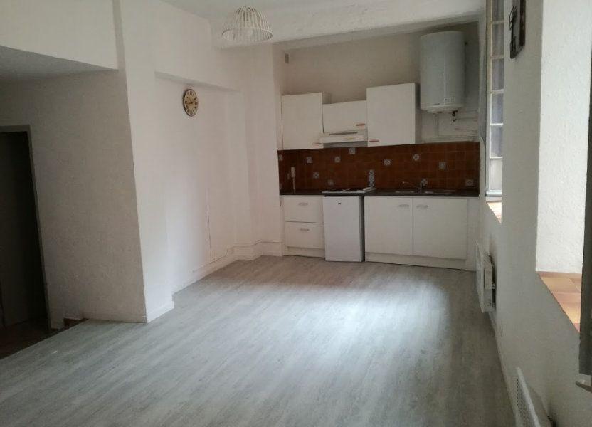 Appartement à louer 25.8m2 à Nîmes