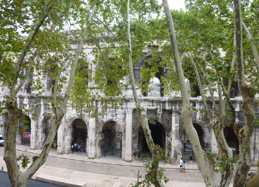 Appartement à louer 13.78m2 à Nîmes