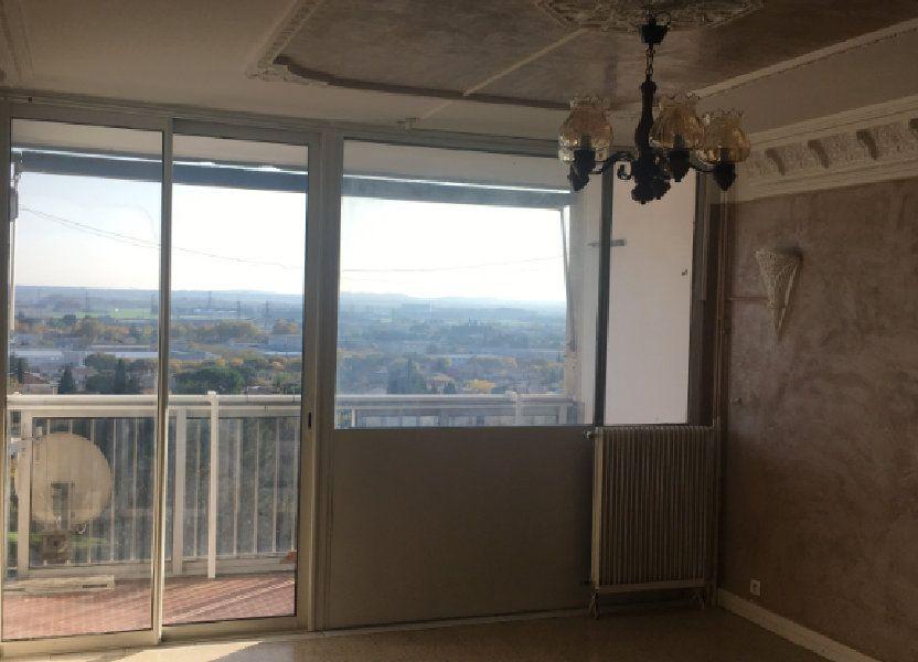 Appartement à vendre 66m2 à Nîmes