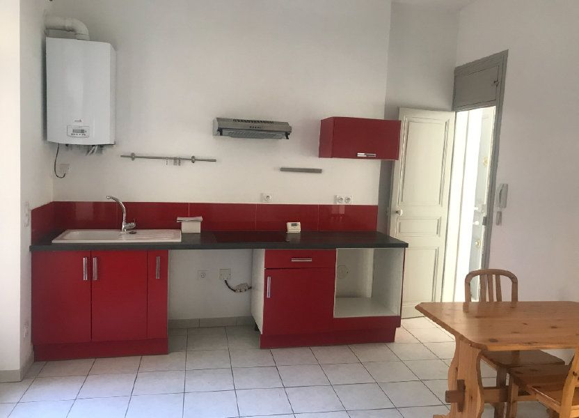 Appartement à louer 45.95m2 à Nîmes