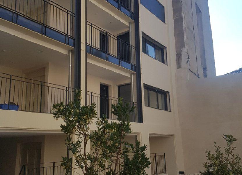Appartement à louer 48.3m2 à Nîmes