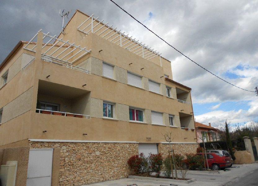 Appartement à louer 61.5m2 à Nîmes
