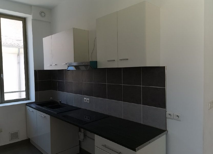 Appartement à louer 44m2 à Nîmes