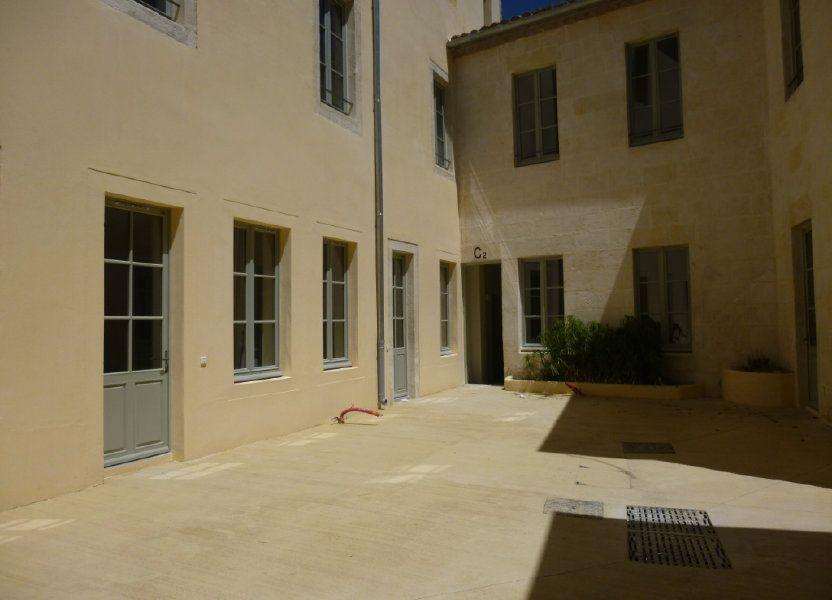 Appartement à louer 19.06m2 à Nîmes