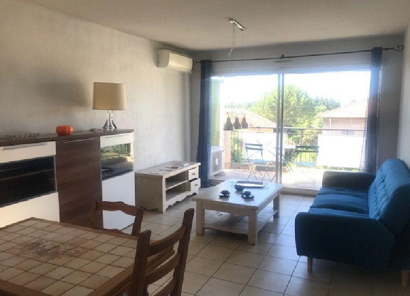 Appartement à louer 49m2 à Nîmes